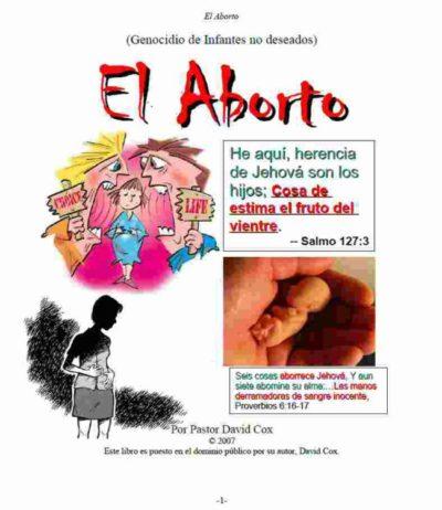 en contra del aborto